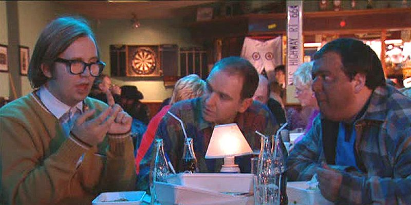 Phoenix Nights tv sitcom 2002