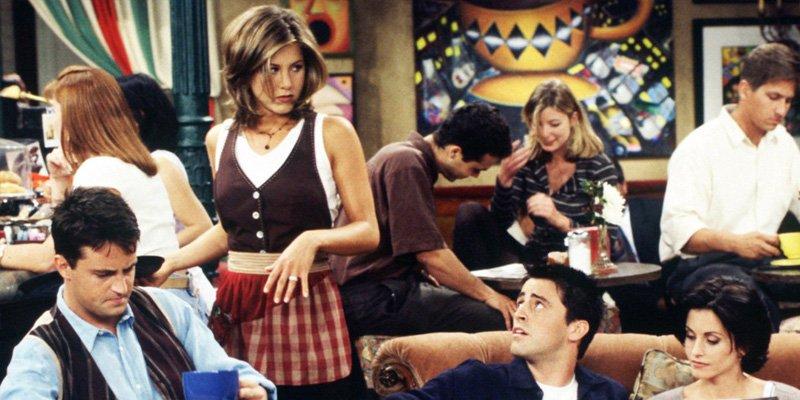 Przyjaciele tv seriale komediowe 2003