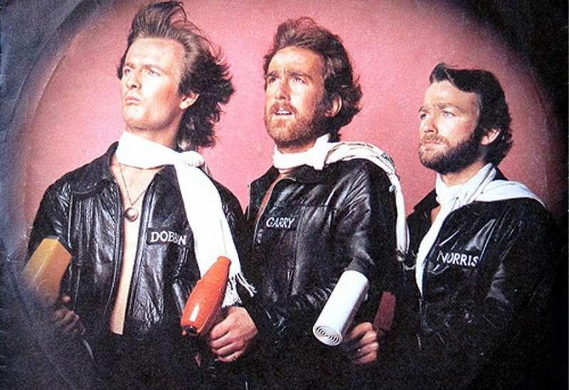 Radio Active radiowy serial komediowy 1987