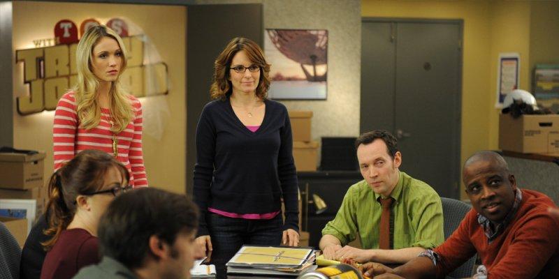 Rockefeller Plaza 30 tv sitcom trivia