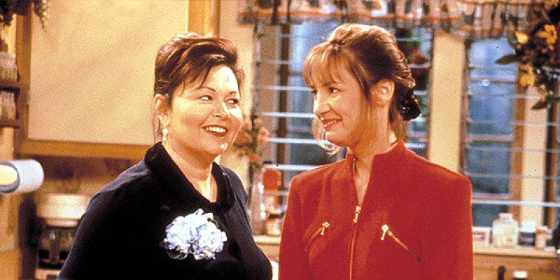 Roseanne tv sitcom 1996