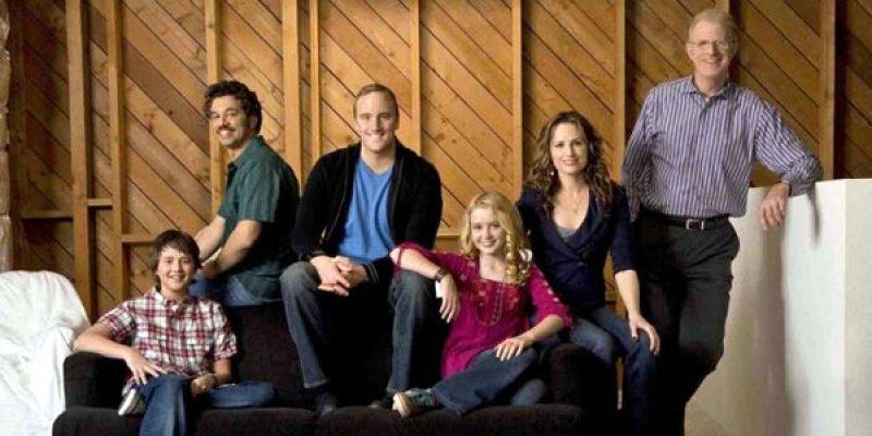 Rozwodnik Gary tv sitcom 2009