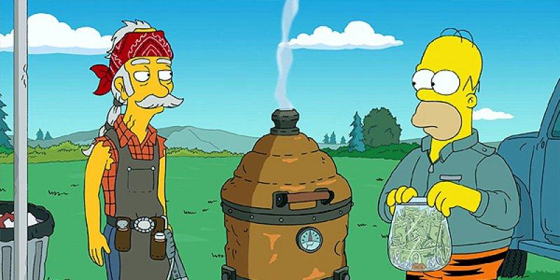 Simpsonowie tv seriale komediowe 2012