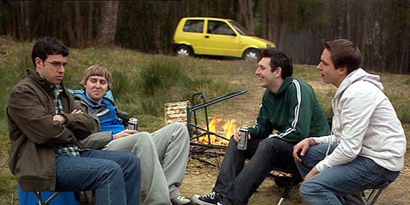 Średniaki tv sitcom 2010