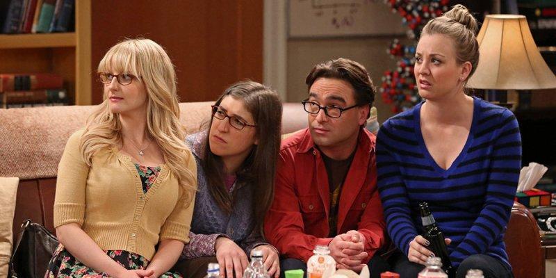 Teoria wielkiego podrywu tv sitcom 2015