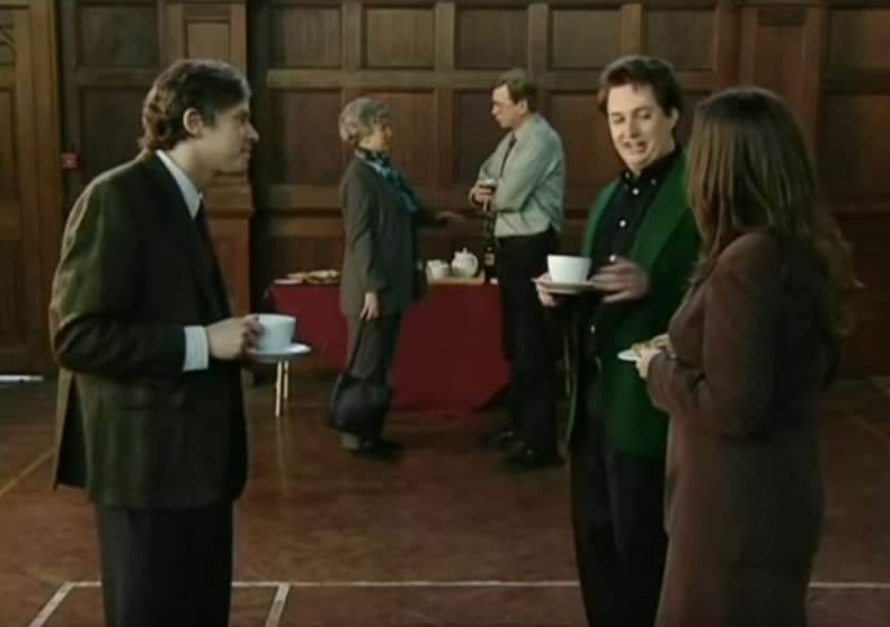 The Mitchell and Webb Situation tv seriale komediowe 2001