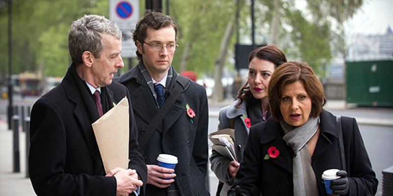 The Thick of It tv seriale komediowe 2012