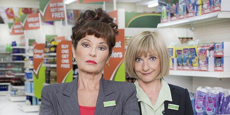 Trollied tv sitcom 2014