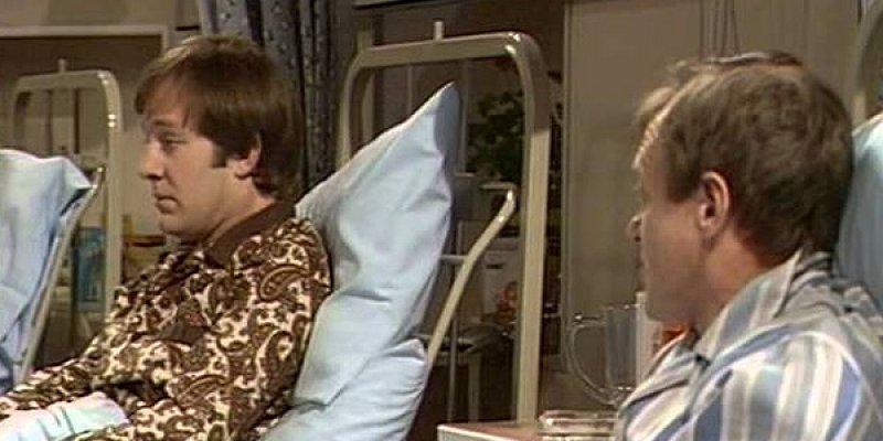 Tylko gdy się śmieję tv sitcom 1982
