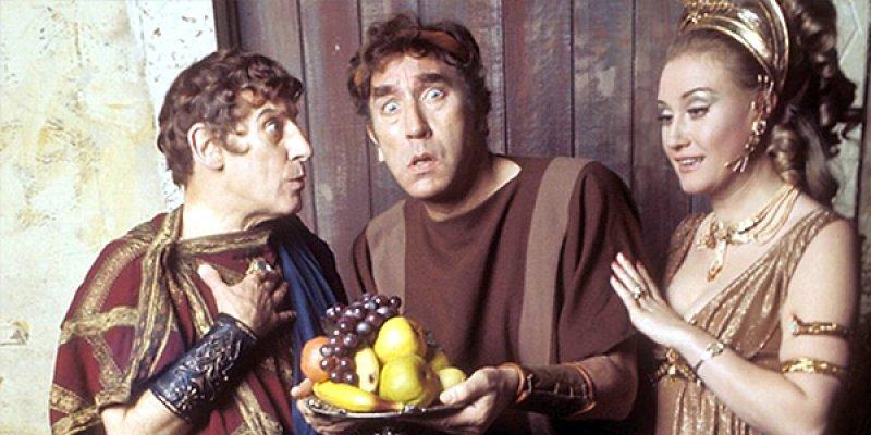 Up Pompeii tv sitcom 1975