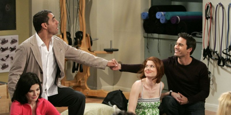 Will & Grace tv sitcom 2005