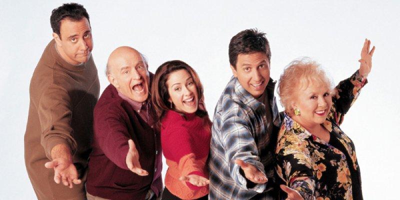 Wszyscy kochają Raymonda tv sitcom 2004