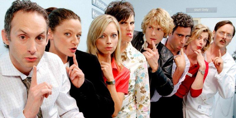 Zielone skrzydło tv sitcom 2006
