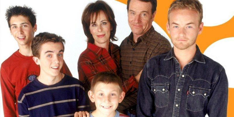 Zwariowany świat Malcolma tv sitcom 2005