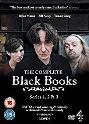 Księgarnia Black Books