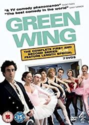 Zielone skrzydło